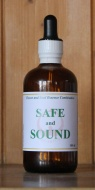 Safe and Sound Flower Remedies and Seed Essence Combination