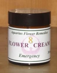 8 flower rescue cream